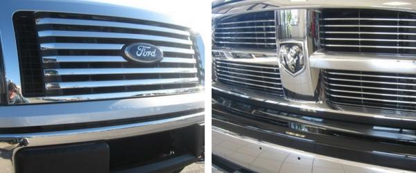 2012-Ford trucks - Ram trucks