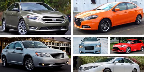2014 Family Sedans at Brown Motors