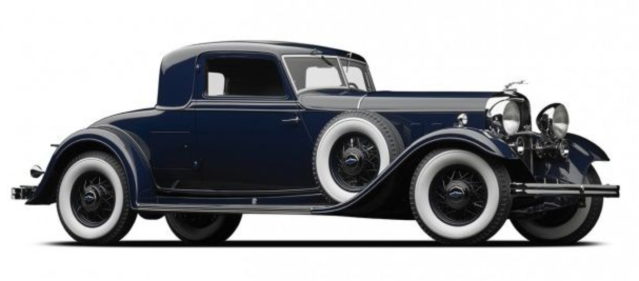 1932-Lincoln-KB-coupe