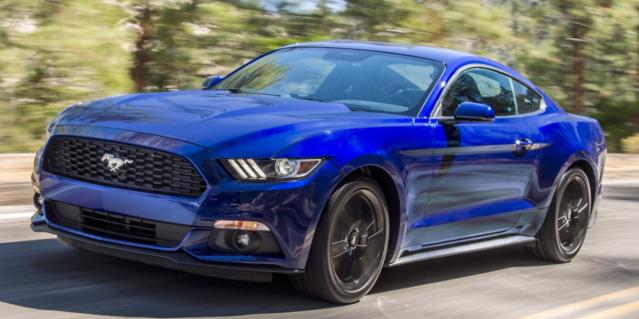 2015 Ford Mustang at Brown Motors